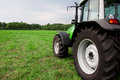 New tractor Royalty Free Stock Photo
