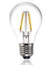 New type led light bulb Royalty Free Stock Photo