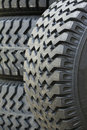 New  tyre Royalty Free Stock Image