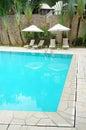 New upscale condominium facility Royalty Free Stock Photo