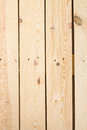 New wooden fence background and texture Stock Images