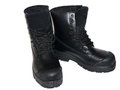 New Work Boots Royalty Free Stock Photo