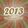 New Year banner Stock Photography