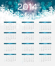 New year calendar vector illustration this is file of eps format Stock Photo