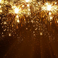 New year celebration background art Royalty Free Stock Photo