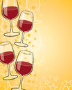 New year celebration background a party good for years and wine occasions Stock Images