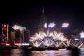 New Year Celebration in Hong Kong 2013 Stock Photography