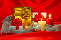 New Year, Christmas still life Royalty Free Stock Image