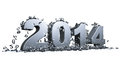 New year concept in d Stock Images