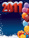 New Year decoration Royalty Free Stock Image