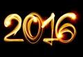 Royalty Free Stock Photos New Year 2016