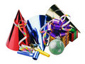 New Year's and Christmas decoration Stock Images