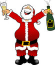 New_year_santa_1 Royalty Free Stock Photo