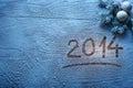 New Year 2014.