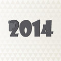 New year vector background Royalty Free Stock Image