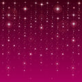 New years abstract background star Stock Image