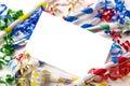 Nový roky predvečer alebo pozvánka na oslavu