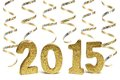 New Years Eve 2015 Royalty Free Stock Photo