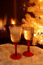 New Years Eve Toast Royalty Free Stock Photo
