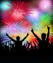 Nuovo anni festa