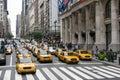 New York 5th Avenue Stock Photography