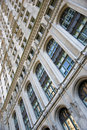 New york architecture detail Royalty Free Stock Photo