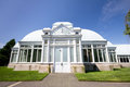 New York Botanical Garden Royalty Free Stock Image