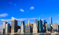 New York Buildings Royalty Free Stock Photo