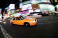New York cab Royalty Free Stock Photography