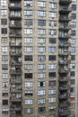 New York City apartment building. Stock Photo