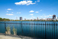 New york city central park jacqueline kennedy onassis reservoi reservoir Stock Photo