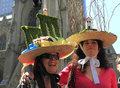 New York City Easter Parade Royalty Free Stock Photos