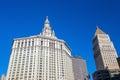 New york city landmarks preservation commission building Stock Images