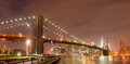 New York City Night Panorama W...