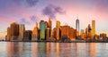 New York City Panorama - Manha...