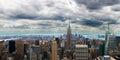 stock image of  New York City Panoramic, Panorama