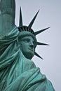 New York City - Statue of Liberty - America Royalty Free Stock Photo