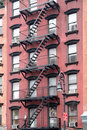 New York City Tenement Stock Photography