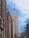 New york fifth avenue office buildings Stock Photography
