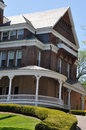 New York Governors Mansion in Albany Royalty Free Stock Photo