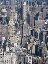 New York Manhattan Royalty Free Stock Photo