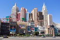 New york new york casino las vegas nevada Royalty Free Stock Photography