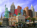New York New York Hotel Stock Photography