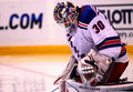New York Rangers Henrik Lundqvist Royalty Free Stock Photos