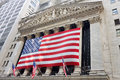 New york sep new york stock exchange wall street september new york nyse one most important stock exchanges worldwide Stock Photos