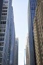New York skylines Royalty Free Stock Photo