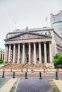 The New York State Supreme Court Building Royalty Free Stock Photo