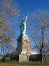 New York: Statue of Liberty, an American symbol Royalty Free Stock Images