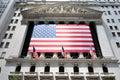 New York Stock Exchange Royalty Free Stock Photo