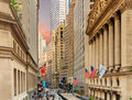 New York Stock Exchange Royalty Free Stock Photography